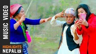 Tihun Mitho Sinki - New Nepali Comedy Lok Dohori Song 2017/2074 | Sankhar Purus & Radhika Hamal