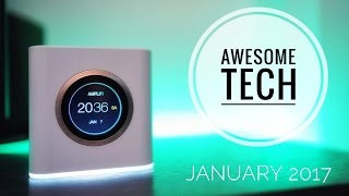 AWESOME TECH & GADGETS