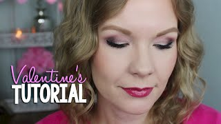 Soft & Sweet Valentine's Tutorial!