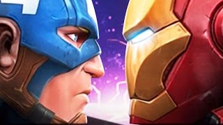 TEAM IRON MAN OR TEAM CAPTAIN AMERICA - Marvel Contest of Champions CIVIL WAR - Gameplay Part 43