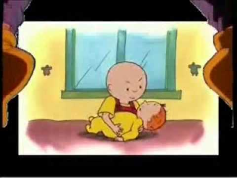 Youtube Poop Mama Caillou