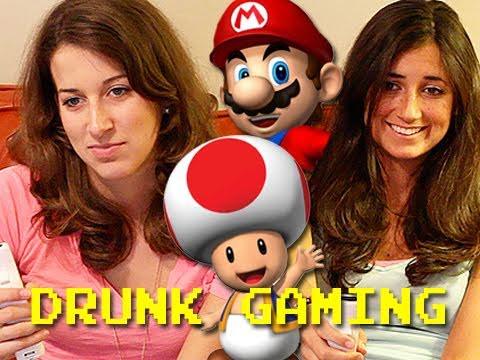 Drunk Gaming Mario Party 8