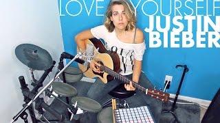 Love Yourself - Justin Bieber (Ali Spagnola cover)