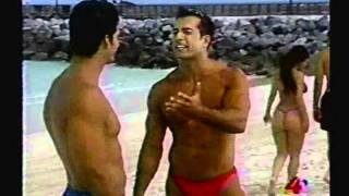 Eduardo Rodriguez y Pablo Martín en