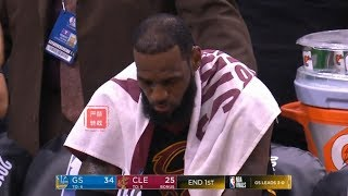 LeBron James Left Everything He Had On Court But Still Can