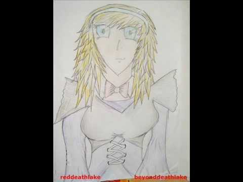tranny maid. anime style picture