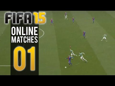 FIFA 15: Online Matches - Episode 1
