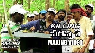 RGV's Killing Veerappan making video - idlebrain.com