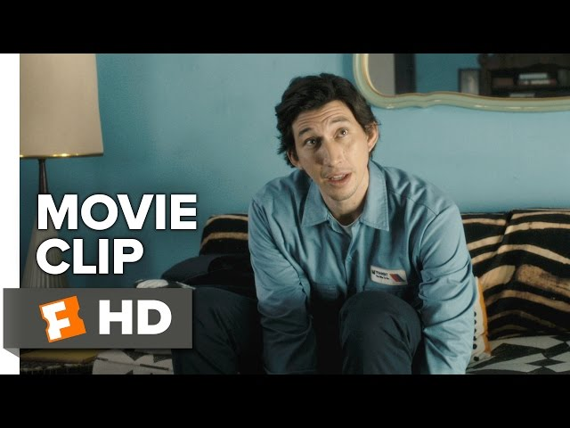Paterson Movie CLIP - Love Poem (2016) - Adam Driver Movie