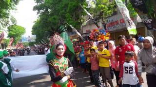 Group drum band SD MA'ARIF ponorogo