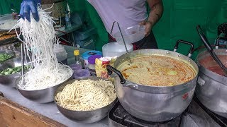 """Food From Burma, """"Shan Noodles"""" and Other Street Food Tasted in London"""