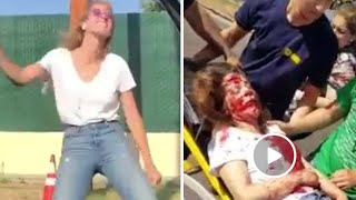Don't do again kiki challenge | Must watch  this video |