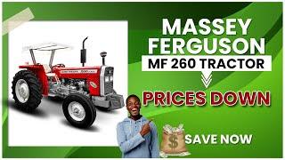 Massey Ferguson 260 Tractor for sale