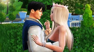 The Princess - Love story | SIMS 4 MACHINIMA