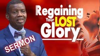 Pastor E.A Adeboye Sermon @ RCCG April 2019 THANKSGIVING SERVICE