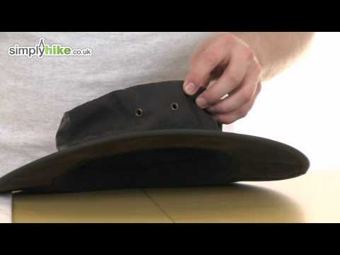 Barmah Squashy Roo Hat - www.simplyhike.co.uk