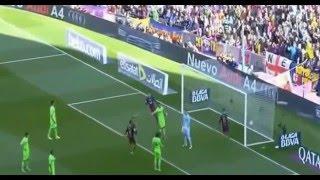 اهداف مباراة برشلونة وخيتافي 6-0  [2016/03/12] حفيظ دراجي [ 720 HD