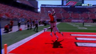 Victor Leaps for the 4th Down TD vs. UNLV