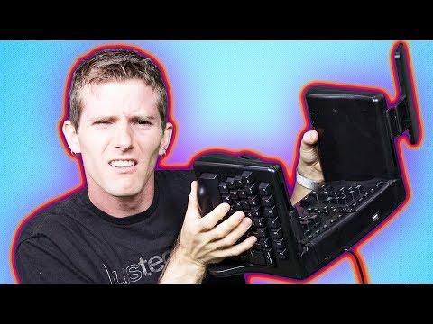 WTF?? A 3-Dimensional Keyboard??