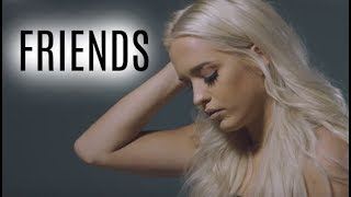 Friends - Justin Bieber Feat. Bloodpop - Cover by Macy Kate