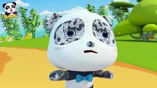 奇奇被凍住了!原來是他的新寵物會飛的棉花糖-小雲朵下雪了,兒童學漢字+更多合集  兒歌   童謠   動畫片   卡通片   寶寶巴士