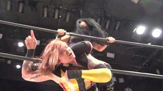 The Best Girls Wrestling Match - Hudson Envy vs Cheerleader Melissa