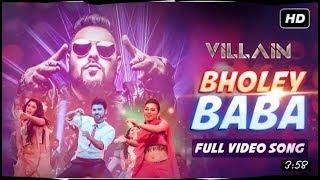 Bholey Baba (ভোলে বাবা)| Villain | Badshah | Nikhita | Ankush, Mimi, Rittika | Baba |Subho JAM8 |SVF