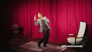 This Dude is Forced to Take a Dance Class (Comedian K-von)