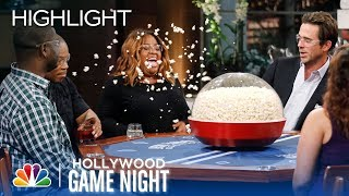 Chris Hardwick Takes One for the Team - Hollywood Game Night (Episode Highlight)