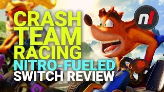 Crash Team Racing Nitro-Fueled Nintendo Switch Review - Is It Worth It?