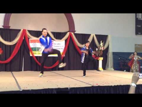 Bollywood Dance Off - Indian Association of Frederick 2014