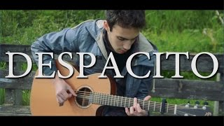 Despacito - Luis Fonsi ft. Justin Bieber (Fingerstyle Guitar Cover) Tabs
