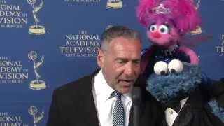 Cookie Monster & Abby Cadabby  - Lifetime Achewment Award