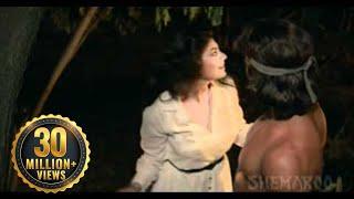 Adventures Of Tarzan - Hemant - Kimmy Katkar - Tarzan Feels Ruby's Body - Hot Tarzan Movie Scene