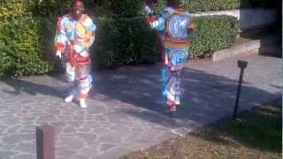 ANKOS IN EUROPE AKITI AND SCRATCH HIGHLIFE DANCE. MENHWE....