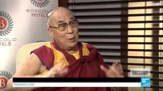 Le Dalaï lama à propos de l