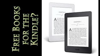 How To Get Free Books For The Amazon Kindle