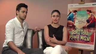 Desi-Box catches up with the cast of Gori Tere Pyaar Mein   Kareena Kapoor, Imran Khan
