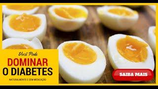 Benefícios dos Ovos para o Diabetes - Dr Patrick Rocha