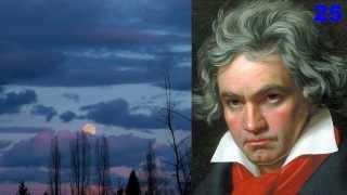 Musica Classica Pianoforte - Beethoven Adagio al Chiaro di Luna