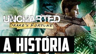 Sessão Spoiler - A História de Uncharted: Drake's Fortune
