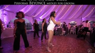 Say Yes to the Dress Bride Performs Surprise Beyonce Wedding Dance for Groom...