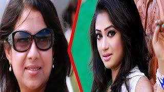 Download নায়িকা আঁচলকে কোলে তুলে নিলেন জনপ্রিয় অভিনেত্রী শাবনুর |  Sabnur & Achol in BFDC 3Gp Mp4