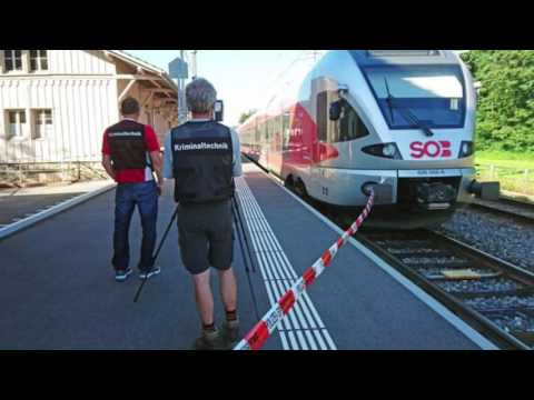7 WOUNDED ON SWISS TRAIN AS KNIFEMAN SETS HIMSELF ON FIRE ! THE GUY FROM PITTSBURGH. EP. # 1121.
