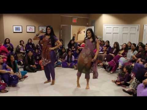 Ayesha s Dholki Dance