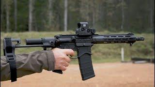 SAINT Edge AR-15 Pistol| Gun Talk First Look