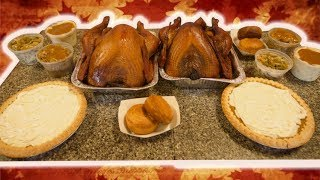 14 POUND ULTIMATE THANKSGIVING FEAST!!
