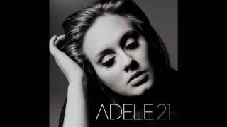 Adele - Someone Like You (Audio)
