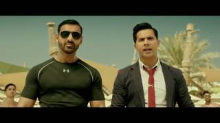 Dishoom Akshay Kumar entry scene