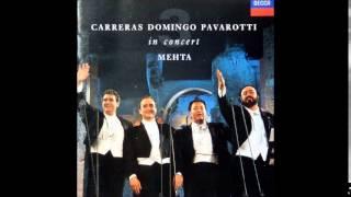Three Tenors in Roma 07. July 1990